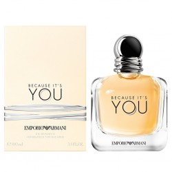 Armani emporio Because It's...