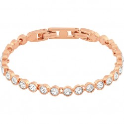 Tennis Bracelett, rose gold...
