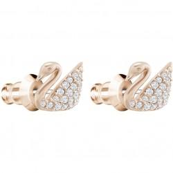 Swan, mini pierced...
