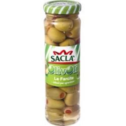 Olive farcite sott'olio