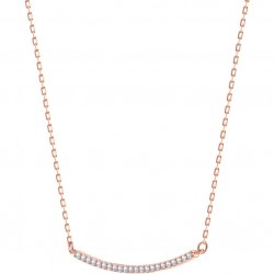 Only Necklace, white, rose...