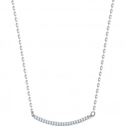 Only Necklace, white