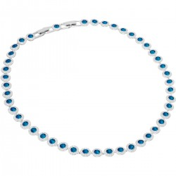 Angelic Necklace, blue