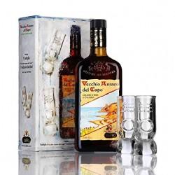 Vecchio Amaro del Capo + 2...