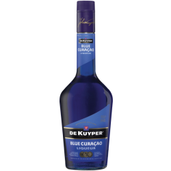 Curacao Blue De Kuyper