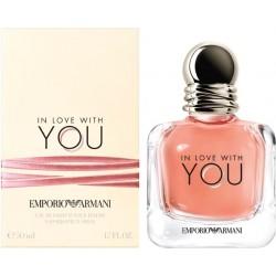 Armani Emporio in Love with...