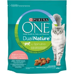 Purina One salmon bites,...