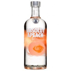 Vodka Absolut Apeach
