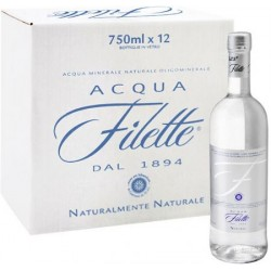 Acqua Filette naturalmente...