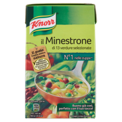 Il Minestrone Knorr, 13...