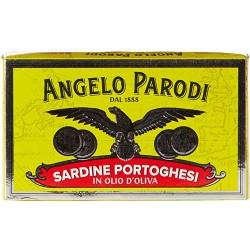 Sardine in olive oil,...