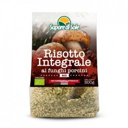 Bio Risotto with boletus,...