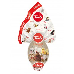 Dark chocolate Easter Egg,...