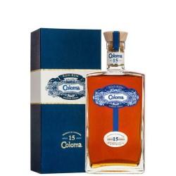 Rum Coloma 15 YO