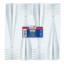 plastic flutes party line