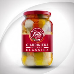 Mixed pickles, Polli