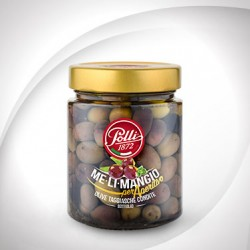 Olive taggiasche condite,...