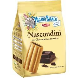 Nascondini, biscuits Mulino...