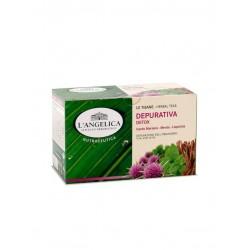 Herbal tea Detox, L'Angelica