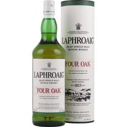 Whisky Laphroaig 4 Oak