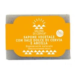 Natural clay soap Salina di...