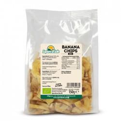Banana chips Bio, Sapore di...