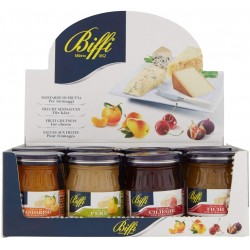 Fruit sauces for cheese,...