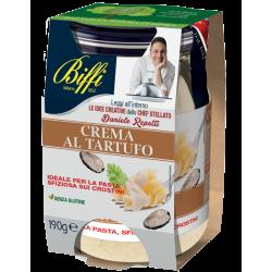 Truffle cream sauce, Biffi