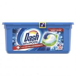 Dash pods extra...