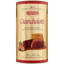 Gianduiotti Oro, Novi