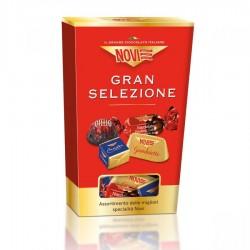 Assorted milk chocolates, Novi