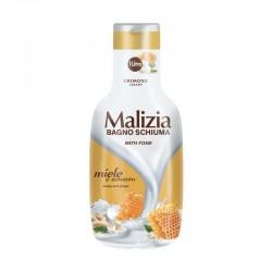 Malizia, bath foam hoeny...