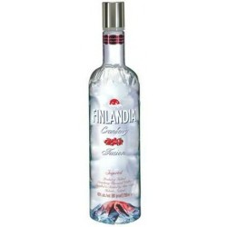 Vodka Finlandia al mirtillo