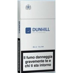 Dunhill Blue Slims