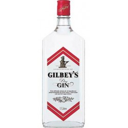 Gin Gilbey Dry