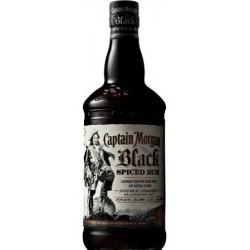 Rum Jamaica Captain Morgan etichetta nera