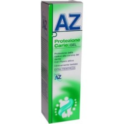 AZ verde gel, preventivo anticarie