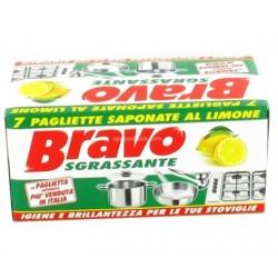 Pagliette saponate Bravo